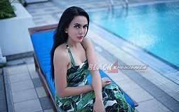 Foto Hot Anggita Sari Pada Blackxperience Terbaru