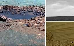 Gambar NASA Diklaim Tunjukkan Adanya Awan di Mars
