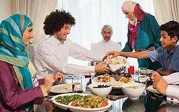 Tips Makan Sehat untuk Penderita Hipertensi saat Lebaran