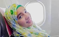 Tips Cantik dan Segar Pergi Mudik dengan Pesawat untuk Hijabers