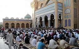 Perayaan Idul Fitri Pertama Warga Mosul Tanpa Daesh