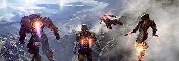 Penulis Cerita Mass Effect 1 & 2 Tangani Anthem