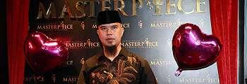 Ahmad Dhani Launching Video Klip 'Sang Penista' Bareng Fadli Zon