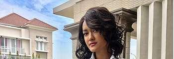 Ingin Lihat Piramida, Julia Perez Langsung ke Mesir Setelah Umrah