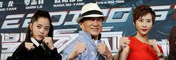 Bersaing dengan Hollywood, Jackie Chan Ingin Mutu Film China Lebih Baik