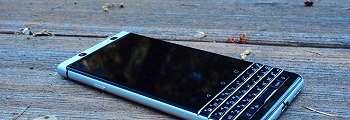 BlackBerry KEYone Resmi Meluncur di AS