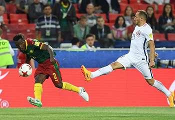 Takluk dari Jerman di Piala Konfederasi 2017, Pelatih Kamerun: Kami Kalah Kelas